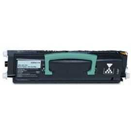 E352H11A Toner Cartridge - Lexmark Remanufactured (Black)