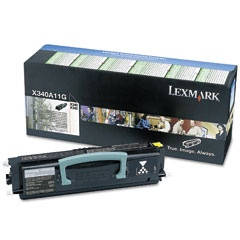 X340H11G Toner Cartridge - Lexmark Genuine OEM (Black)