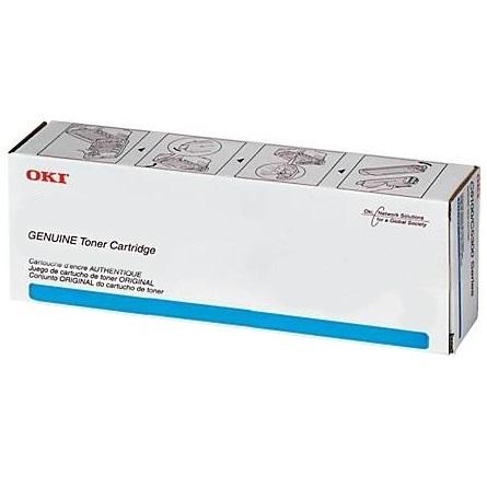 Oki Okidata CX3641 3641 OEM Black Toner Cartridge 42918988 NEW!!