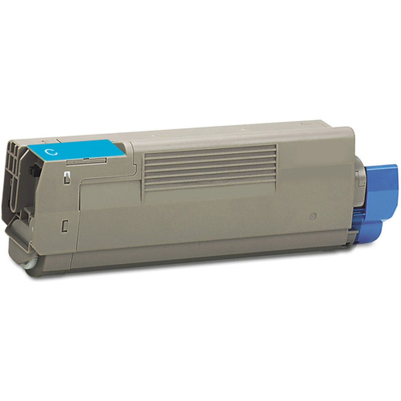 Remanufactured Okidata 43034803 Cyan Toner Cartridge