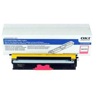 44250714 Toner Cartridge - Okidata Genuine OEM (Magenta)