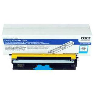 44250715 Toner Cartridge - Okidata Genuine OEM (Cyan)