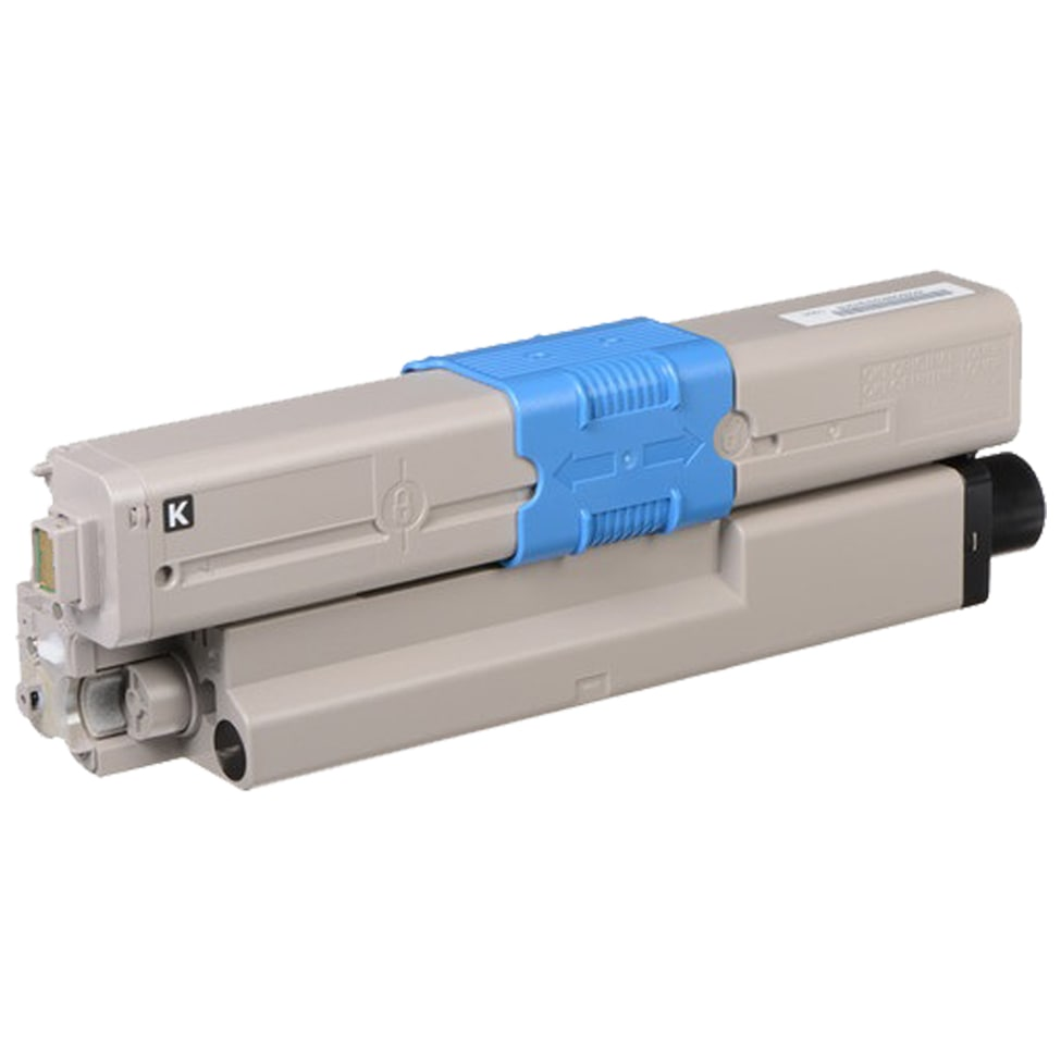 44469802 Toner Cartridge - Okidata Compatible (Black)