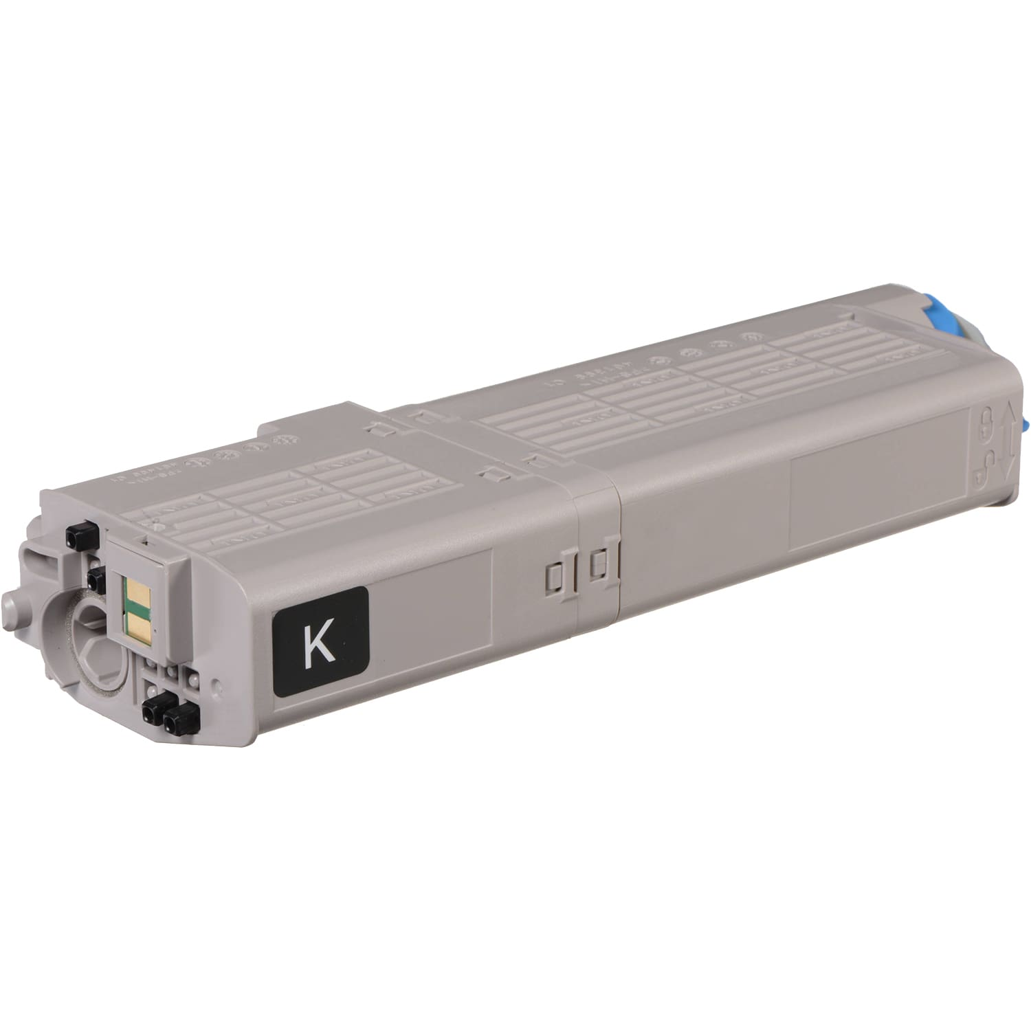 46490604 Toner Cartridge - Okidata Compatible (Black)