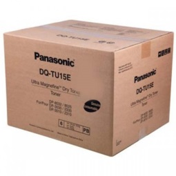 DQ-TU15E Toner Cartridge - Panasonic Genuine OEM (Black)