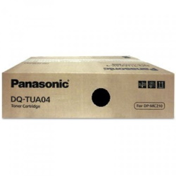 DQ-TUA04KT Toner Cartridge - Panasonic Genuine OEM (Black)