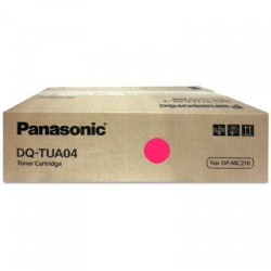 DQ-TUA04M Toner Cartridge - Panasonic Genuine OEM (Magenta)