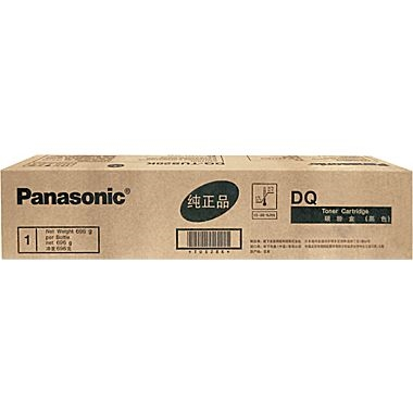 DQ-TUJ10K Toner Cartridge - Panasonic Genuine OEM (Black)