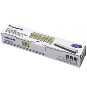 KX-FATY508 Toner Cartridge - Panasonic Genuine OEM (Yellow)