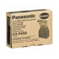 KX-P458 Toner Cartridge - Panasonic Genuine OEM (Black)