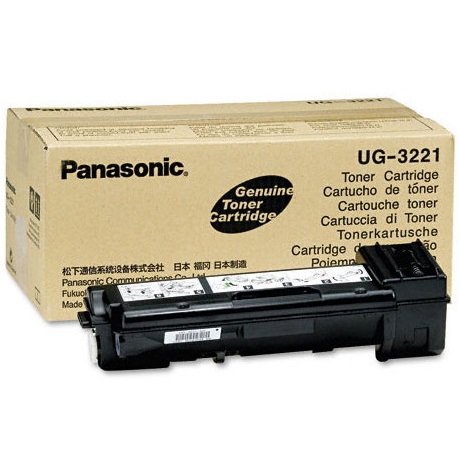 UG-3221 Toner Cartridge - Panasonic Genuine OEM (Black)