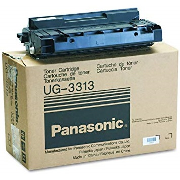UG-3313 Toner Cartridge - Panasonic Genuine OEM (Black)