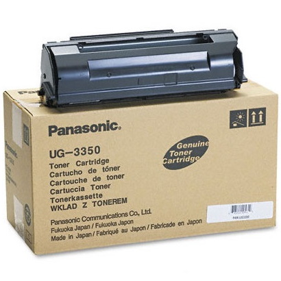 UG-3350 Toner Cartridge - Panasonic Genuine OEM (Black)