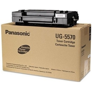 UG-5570 Toner Cartridge - Panasonic Genuine OEM (Black)