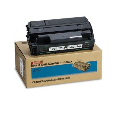 Genuine Ricoh 400759 Black Toner Cartridge