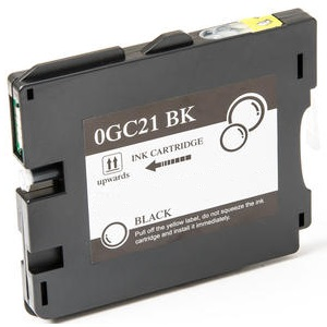 Compatible Ricoh 405533 Cyan Ink Cartridge