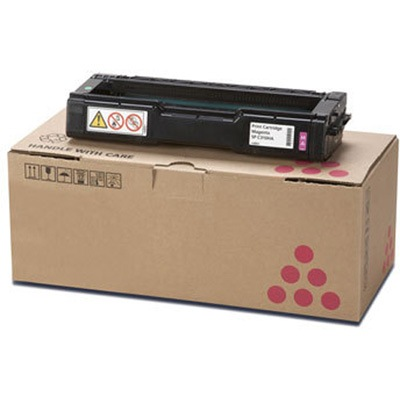 Ricoh 406346 Toner Cartridge - Ricoh Genuine OEM (Magenta)