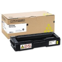 Ricoh 406478 Toner Cartridge - Ricoh Genuine OEM (Yellow)
