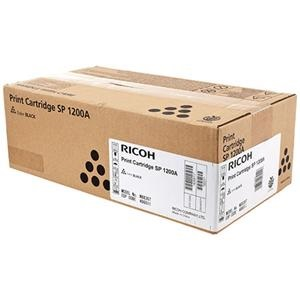 Ricoh 406911 Toner Cartridge - Ricoh Genuine OEM (Black)