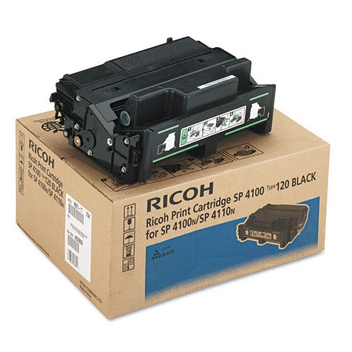 Genuine Ricoh 406997 Black Toner Cartridge