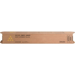 Ricoh 408313 Toner Cartridge - Ricoh Genuine OEM (Yellow)