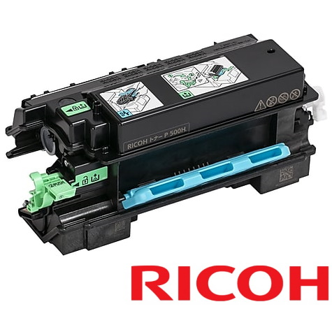 Ricoh 418446 Toner Cartridge - Ricoh Genuine OEM (Black)