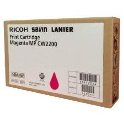 Genuine Ricoh 841722 Magenta Ink Cartridge