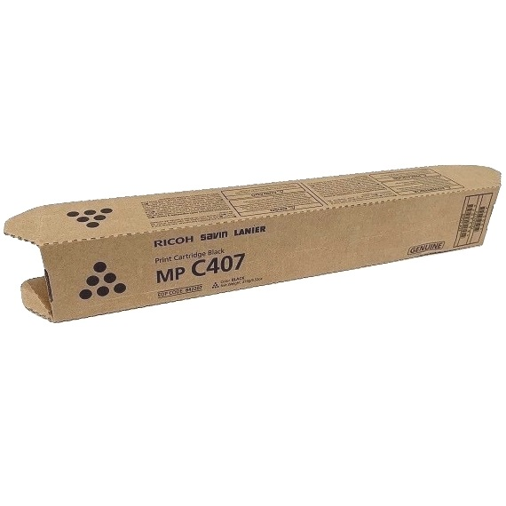Ricoh 842207 Toner Cartridge - Ricoh Genuine OEM (Black)