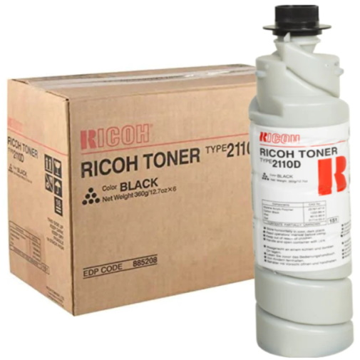 Ricoh 885208 Toner Cartridge - Ricoh Genuine OEM (Multipack)