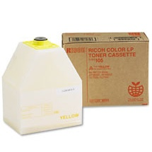 Genuine Ricoh 885373 Yellow Toner Cartridge