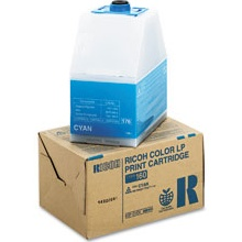 Ricoh 888445 Toner Cartridge - Ricoh Genuine OEM (Cyan)