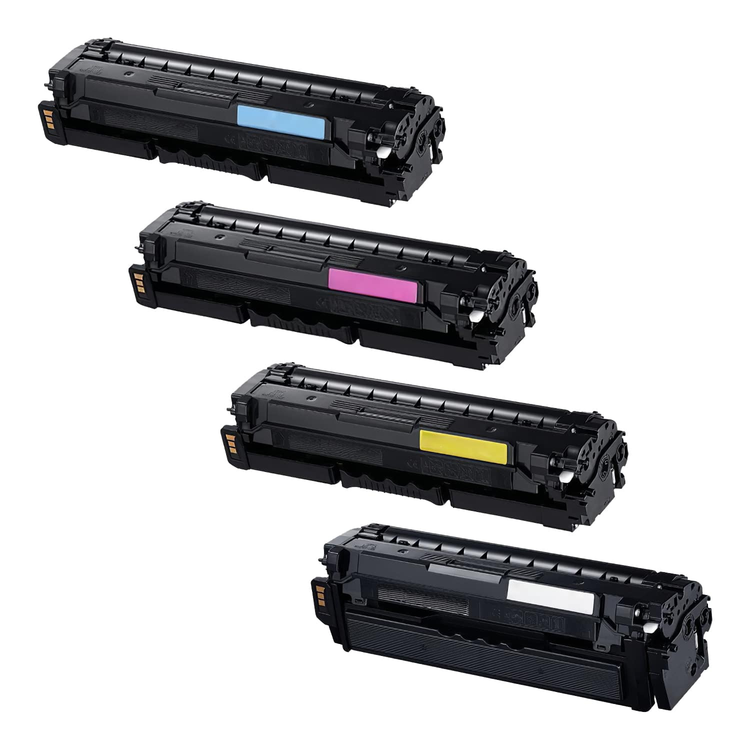 Remanufactured Samsung 503L Toner High Capacity Pack - 4 Cartridges