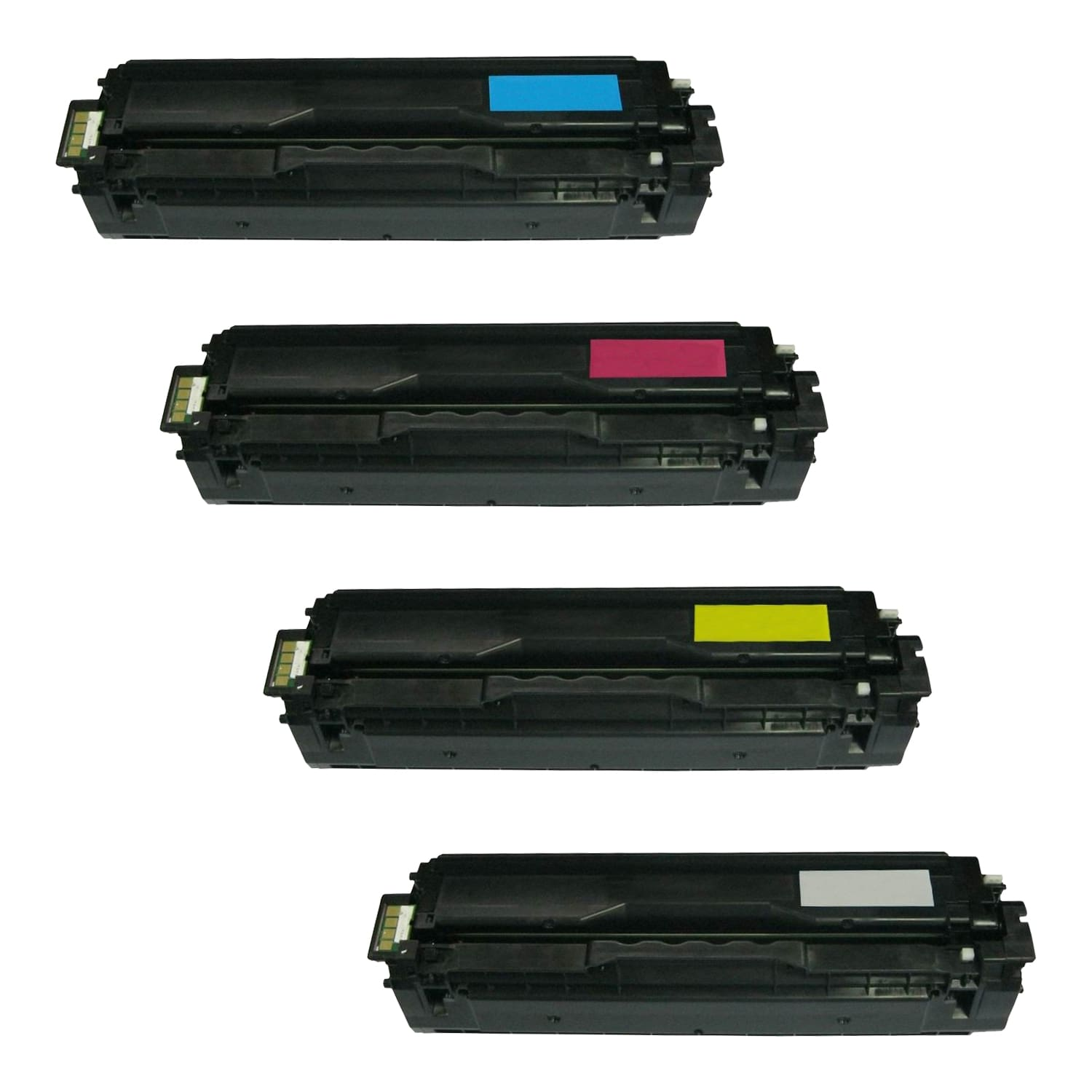 Compatible Samsung 504S Toner Pack - 4 Cartridges