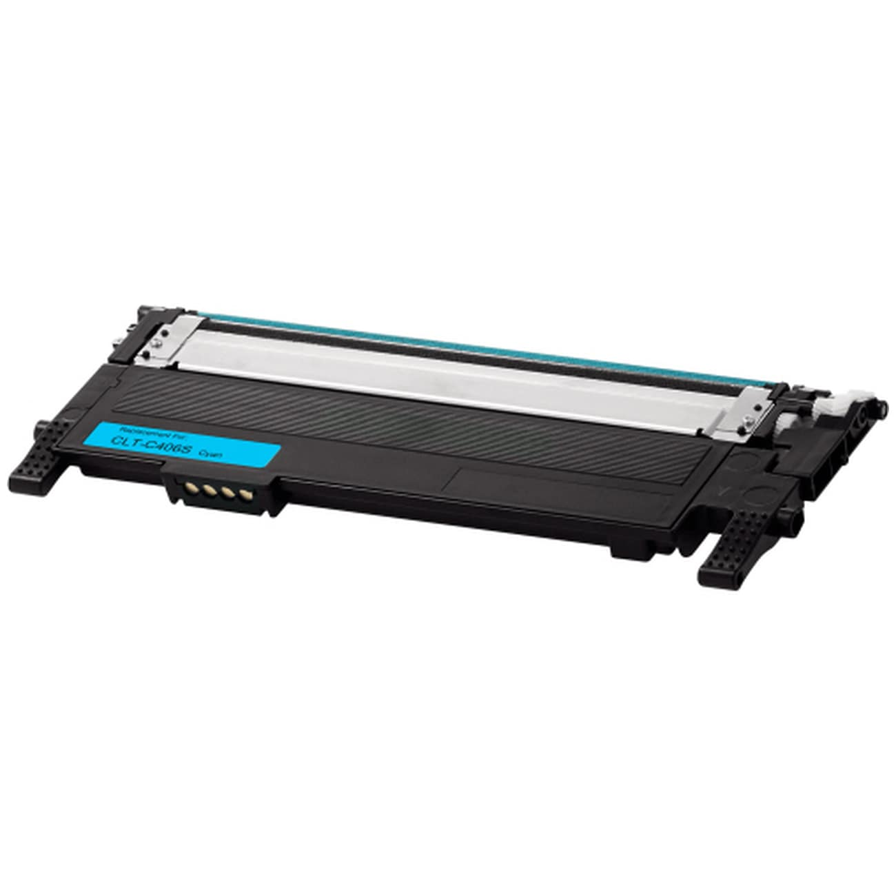 CLT-C406S Toner Cartridge - Samsung Compatible (Cyan)
