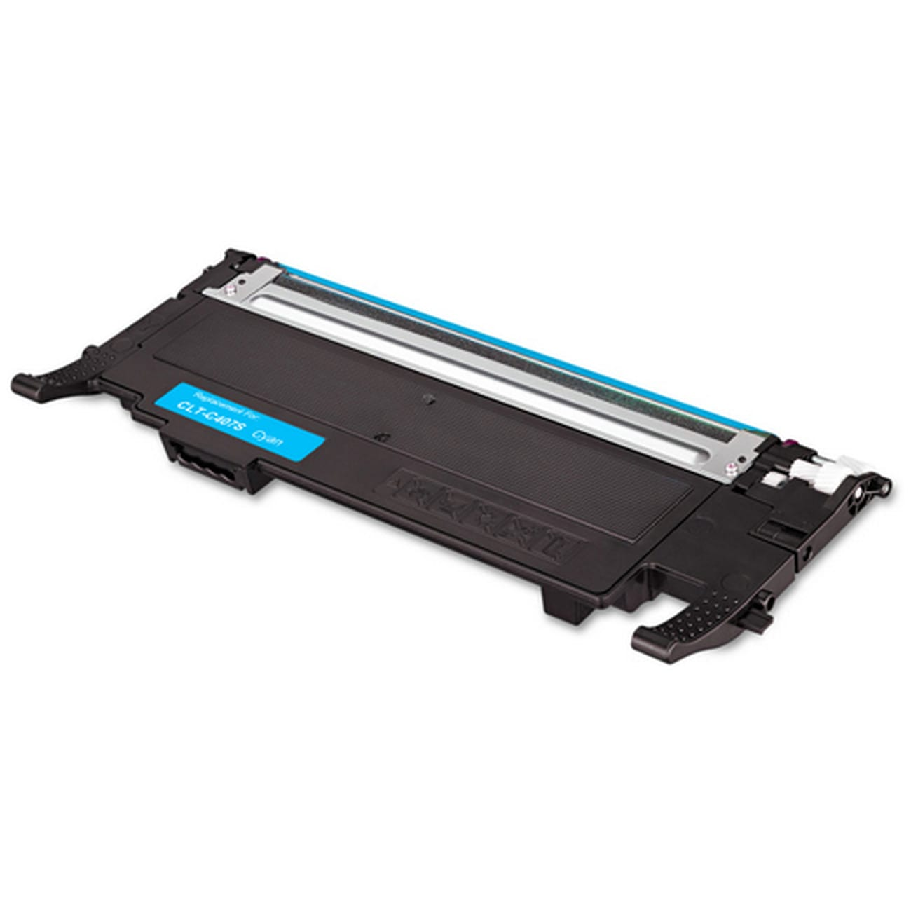 CLT-C407S Toner Cartridge - Samsung Remanufactured (Cyan)