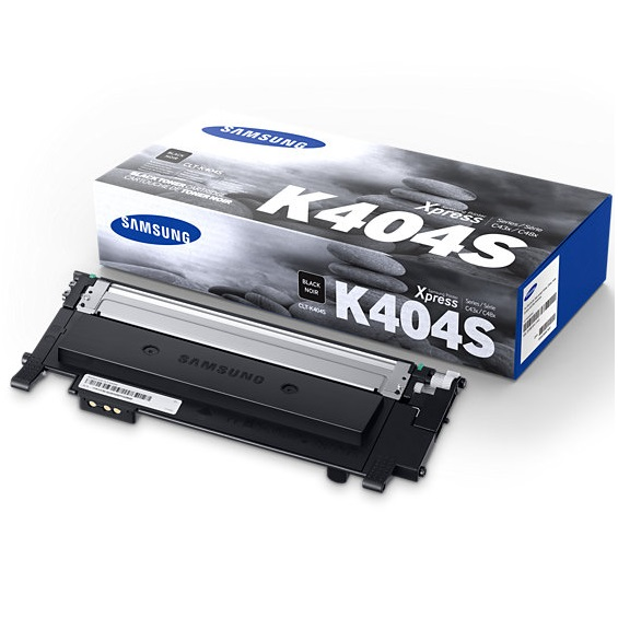 CLT-K404S Toner Cartridge - Samsung Genuine OEM (Black)