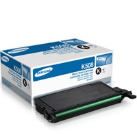 CLT-K508S Toner Cartridge - Samsung Genuine OEM (Black)