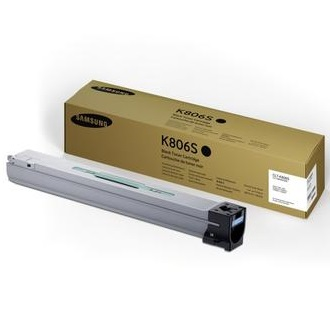 CLT-K806S Toner Cartridge - Samsung Genuine OEM (Black)