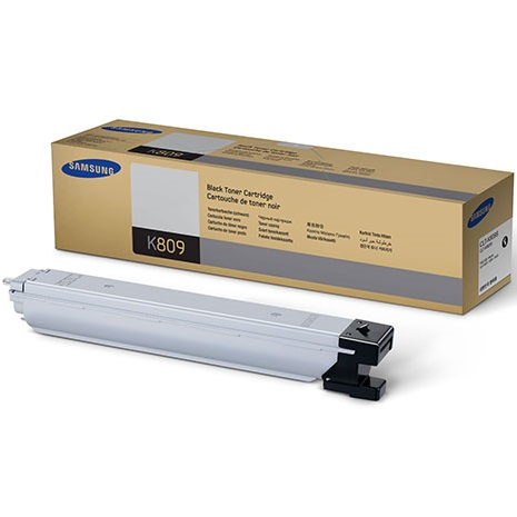 CLT-K809S Toner Cartridge - Samsung Genuine OEM (Black)