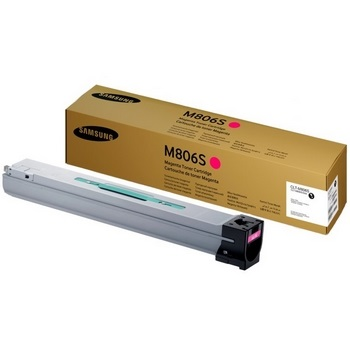 CLT-M806S Toner Cartridge - Samsung Genuine OEM (Magenta)