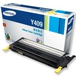 CLT-Y409S Toner Cartridge - Samsung Genuine OEM (Yellow)