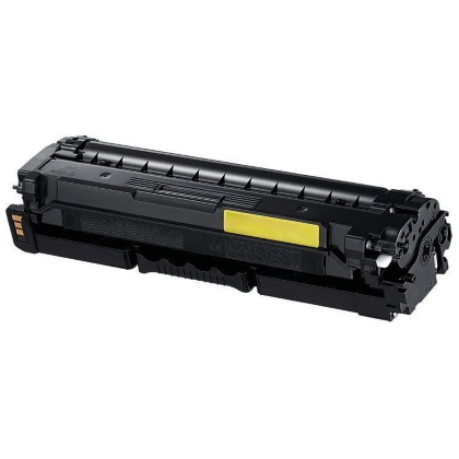 CLT-Y503L Toner Cartridge - Samsung Remanufactured (Yellow)