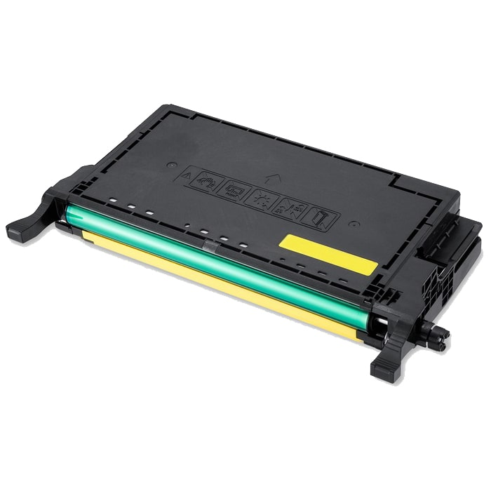 CLT-Y609S Toner Cartridge - Samsung Remanufactured (Yellow)