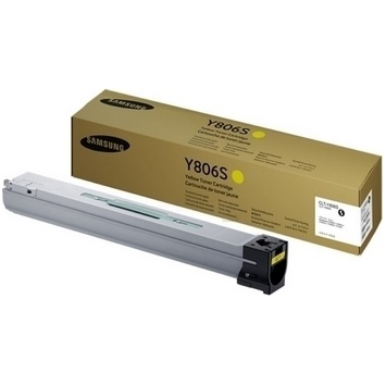 CLT-Y806S Toner Cartridge - Samsung Genuine OEM (Yellow)