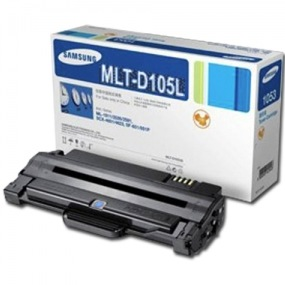 MLT-D105L Toner Cartridge - Samsung Genuine OEM (Black)