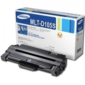 MLT-D105S Toner Cartridge - Samsung Genuine OEM (Black)