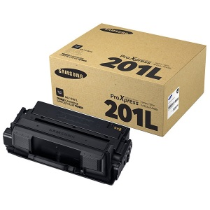 MLT-D201L Toner Cartridge - Samsung Genuine OEM (Black)