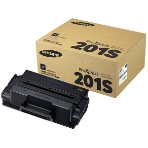 MLT-D201S Toner Cartridge - Samsung Genuine OEM (Black)