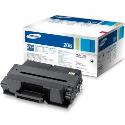 MLT-D205L Toner Cartridge - Samsung Genuine OEM (Black)