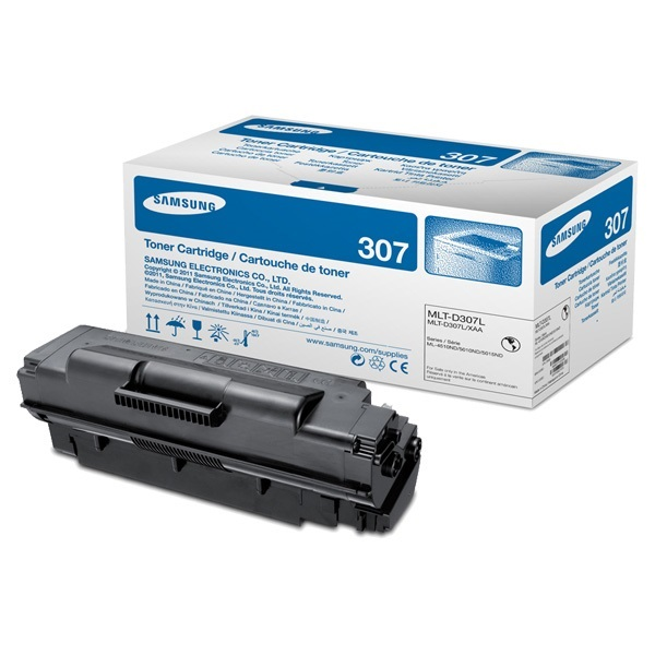MLT-D307L Toner Cartridge - Samsung Genuine OEM (Black)
